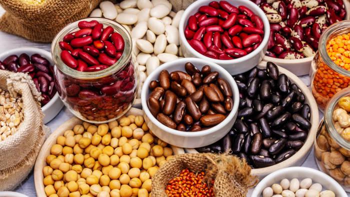 Erbsen, Bohnen, Linsen: Hülsenfrüchte