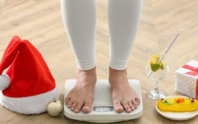 Zuviel gegessen über Weihnachten?